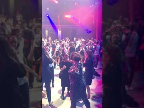 Hiljainen disco – Luurit päähän ja tanssimaan