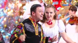 Марина Девятова и Юрий Аскаров   Ой мама HD
