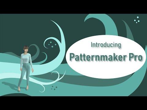 Free Pattern Making Software - Patternmaker Pro