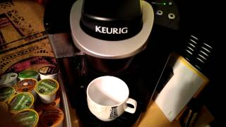 Keurig K40 Single Cup Brewing Tea