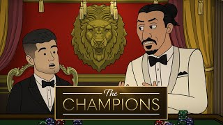 The Champions: Season 4, Episode 2