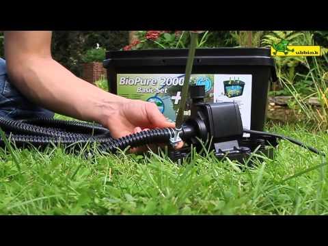 Ubbink BioPure 2000 BasicSet