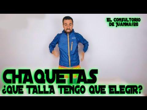Que talla de chaqueta impermeable elegir para correr Trails y Ultratrails. #Consultorio26 👘.
