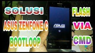 Cara Mudah Unbrick Debrick Asus Zenfone 5 T00F No Fastboot