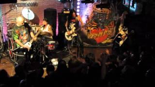 Acid Drinkers - Blood Sugar Sex Magik @ Warsaw, Hard Rock Cafe - 31.08.2010
