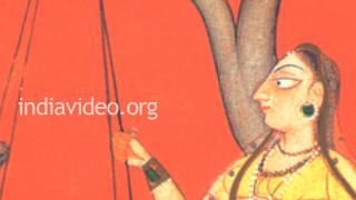 Invocation to Ganesa- Pahari painting in Basohli Kalam