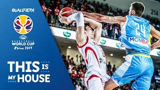 Сокрушительные данки Кравцова и Пустового – в видеообзоре матча Турция – Украина