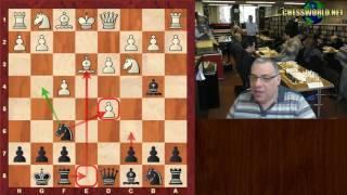 John William Schulten vs Paul Morphy : New York (1857)  ·  King's Gambit: Falkbeer Countergambit
