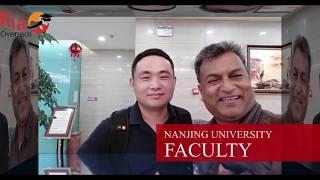 MBBS Students – Tour to Nanjing Medical University, CHINA