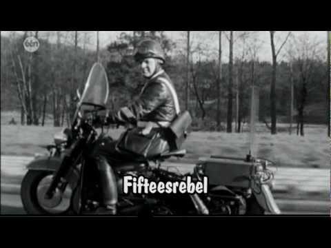 SIXTIES BELGIAN MOTORCYCLE- POLICE