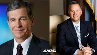 North Carolina Gubernatorial Debate between Gov. Roy Cooper, Lt. Gov. Dan Forest