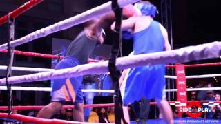 Industry Boxing independant recap June 2017 by Rideplay TV