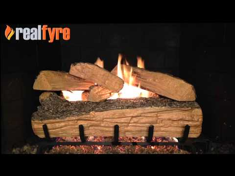 Peterson Real Fyre Split Oak Gas Logs