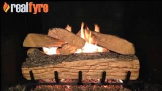 Split Oak for the fireplace