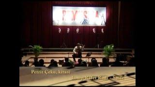 Rafet Rudi - Petite Suite  Petrit Çeku, Guitar  Remusica 2009