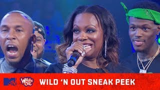 Kandi Burruss, O.T. Genasis & More! On Wild N Out | All New Episodes + Fridays | MTV