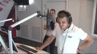 FCL-Captain Claudio Lustenberger Live In Der Radio Pilatus Morgenshow