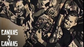 The Undisputed Era shocks the system! - Canvas 2 Canvas - Video Youtube