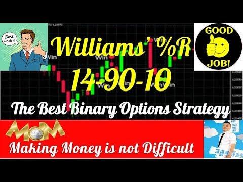 Простая стратегия по бинарным опционам