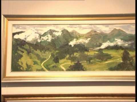 Владимир Колесников - художник / Vladimir Kolesnikov - painter / 1 - YouTube