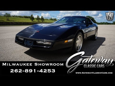 1989 Chevrolet Corvette (CC-1435626) for sale in O'Fallon, Illinois