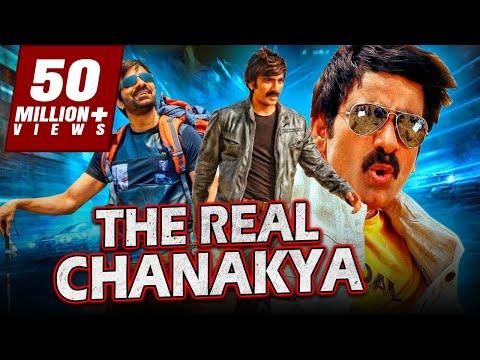 The Real Chanakya New South Indian Movies Dubbed in Hindi 2019 Full Movie   Ravi Teja, Malvika