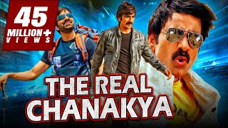 The Real Chanakya New South Indian Movies Dubbed in Hindi 2019 Full Movie | Ravi Teja, Malvika