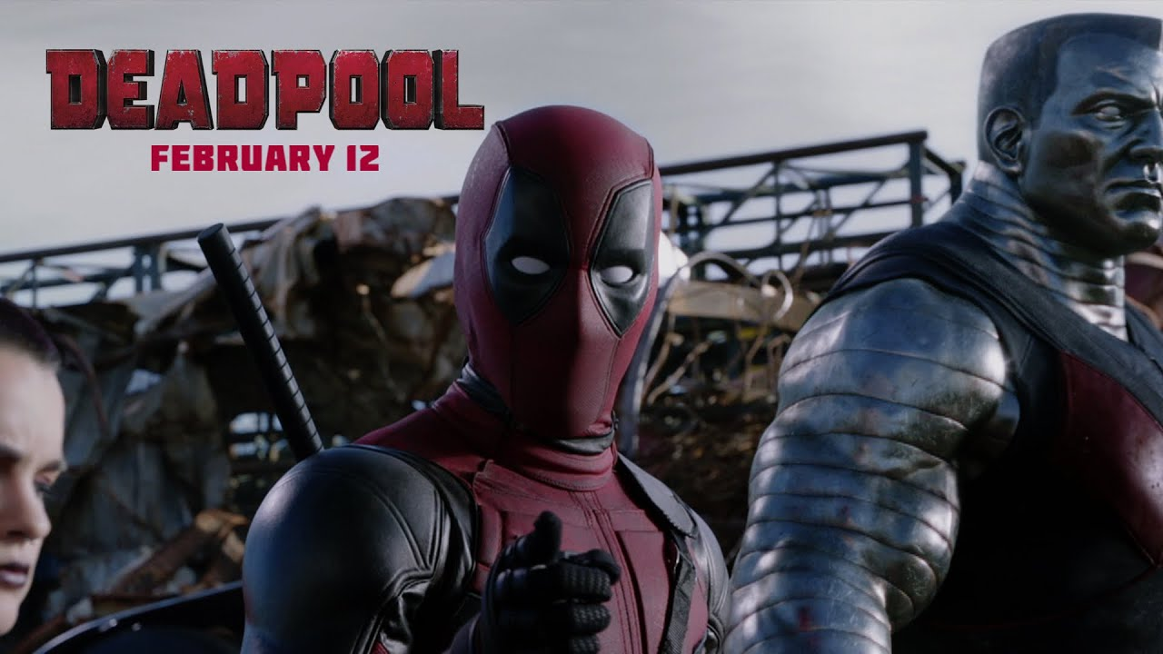 Deadpool - Now with Round House Kick