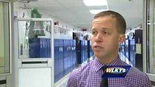Breckinridge co. Schools disinfected after illnesses