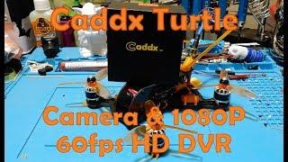 Caddx Turtle HD FPV Camera - Review Setup & Testing