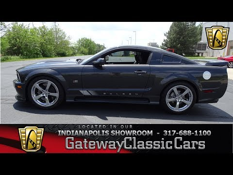 Video of '07 Mustang - L44E