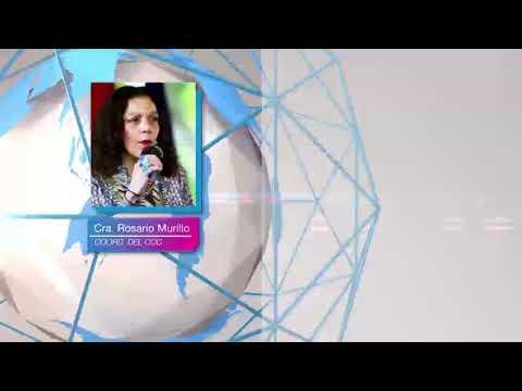 Compañera Rosario Murillo: Nuestra Nicaragua libre consagrada a la paz, al cariño y al bien común