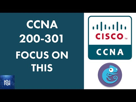 Focus on these CCNA Topics for Exam 200-301 - CCNA Study ...