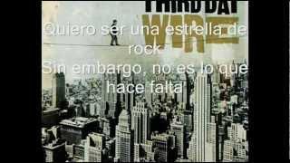 Rockstar - Third Day [Subtitulado]