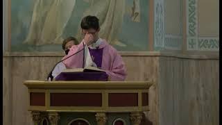 Katolikus szentmise 2021.03.14.