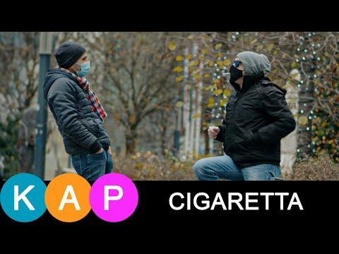 A váladék köhögése leszokott a dohányzásról