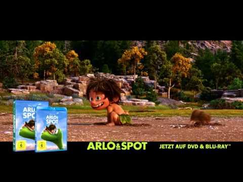 Arlo & Spot | Jetzt auf Blu-ray & DVD | TV Spot | Deutsch