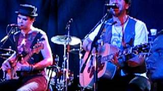 The Trews - The Traveling Kind (Live & Acoustic) Mar 14/09