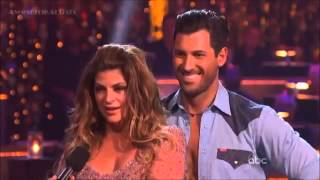 Kirstie Alley and Maks Chmerkovskiy   Rumba   Dancing with the Stars All Stars Week 6 Country Night