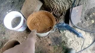 Как сделать глиняный раствор для кладки печи