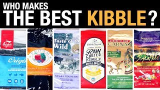 The Pet Food Kibble Review