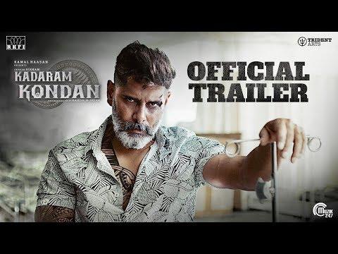 Kadaram Kondan Trailer | Kamal Haasan | Chiyaan Vi..