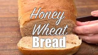 honey wheat bread recipes for bread machine