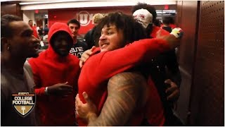University Of Utah Uses Pizza Delivery To Surprise Walk-on With Scholarship   ESPN College Football