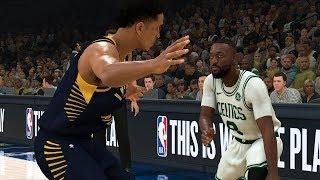 NBA Today 12/11 - Boston Celtics vs Indiana Pacers Full Game Highlights (NBA 2K)