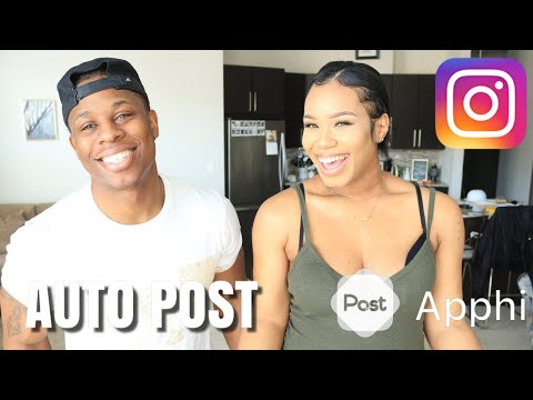 MY INSTAGRAM GROWTH SECRET | SCHEDULE AND AUTO POST WITH APPHI