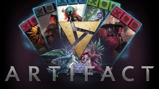 [Download] - ARTIFACT (PC DL) - Multiplayer Collectible Card Game (CCG)