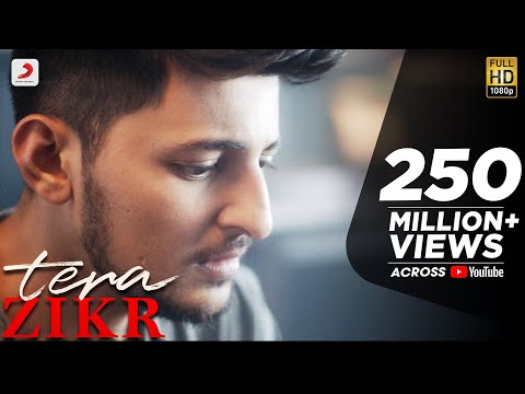 Download Tera Zikr - Darshan Raval | Official Video - Latest New Hit Song HD Mp4 3GP Video and MP3