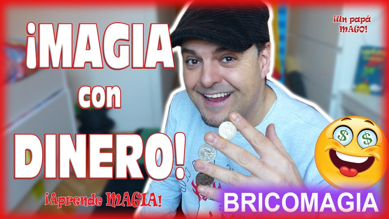 MULTIPLICAR DINERO | TRUCO DE MAGIA | APRENDE MAGIA | Is Family Friendly