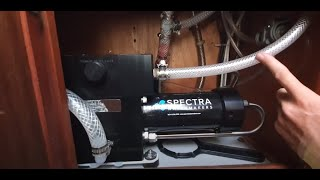 Thoughts On Our Spectra Watermaker   Gone Floatabout